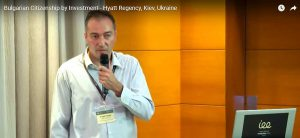 Alexander Dobrinov about the Bulgarian CBI