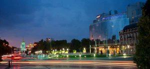 Kiev, Hayatt Hotel