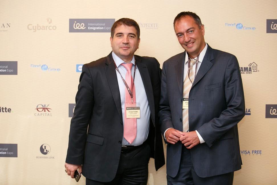 Vasilev Hristo and Alexander Dobrinov