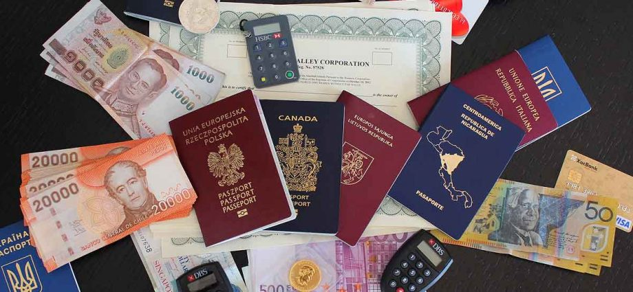 fake passports Bulgaria
