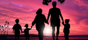 семейство на чужденец с българин
