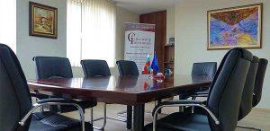 office Posolstvo.eu - meeting room