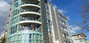 office Posolstvo.eu - outside