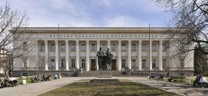 National Library of Bulgaria in Sofia