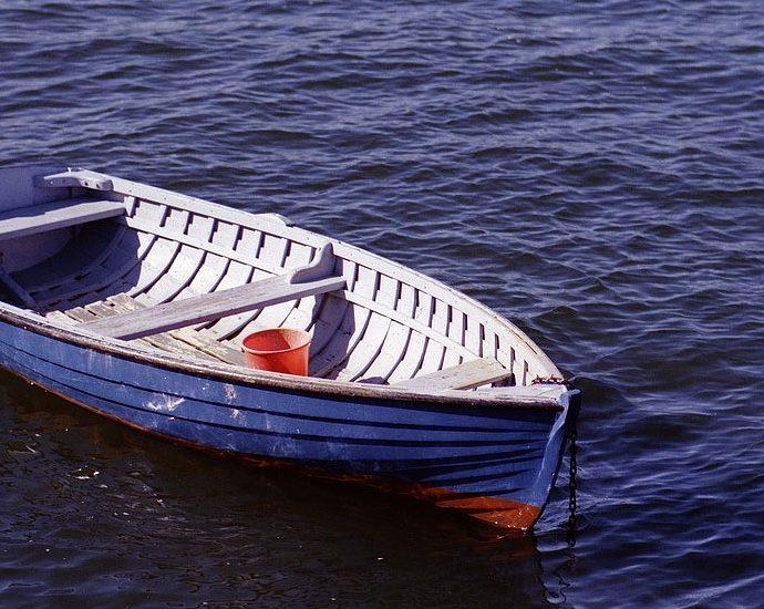 празна лодка