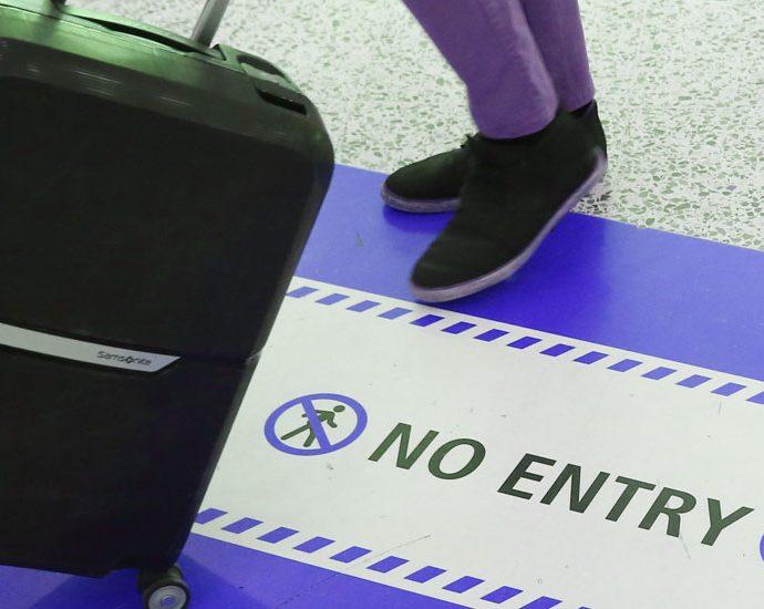 забрана за гражданин на ЕС