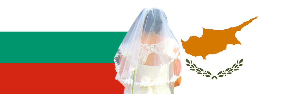 marriage with Bulgarian in Cyprus
