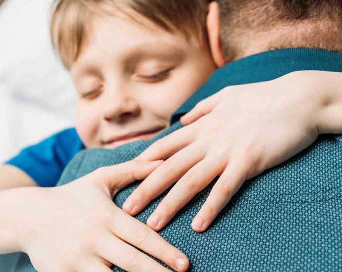 пребиваване на деца в България
