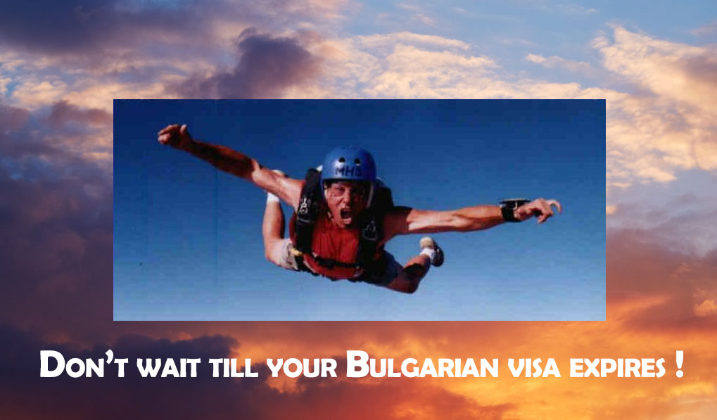 freefall visa expired
