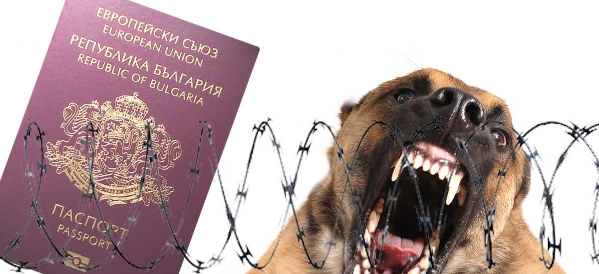 hard to get Bulgarian passport