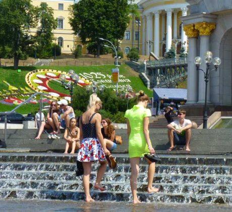 beautiful girls in Kiev